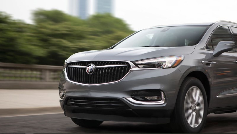 2020 Buick Enclave Redesign and Changes Exterior