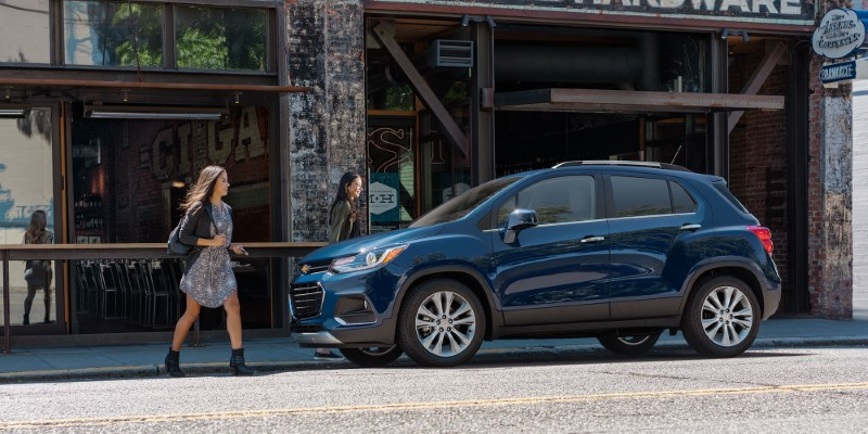 2020 Chevy Trax Review Performance and Fuel Economy