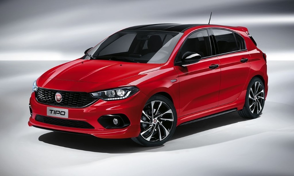 2020 Fiat Tipo Sport Engine Specs