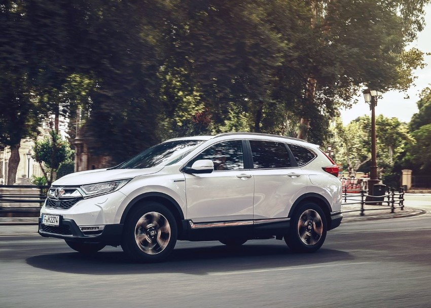 2020 Honda CR-V Hybrid Relase Date