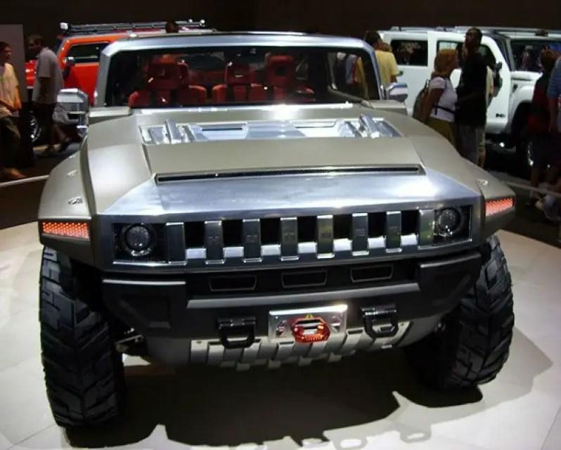 2020 Hummer H3 Concept