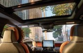 2020 Lincoln Navigator Concept Interior