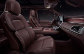 2020 Lincoln Navigator Redesign Interior Pictures