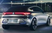 2020 Mercedes EQA Autonomy