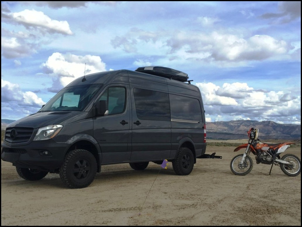 2020 Mercedes Sprinter 4X4 2500 Cargo van Price