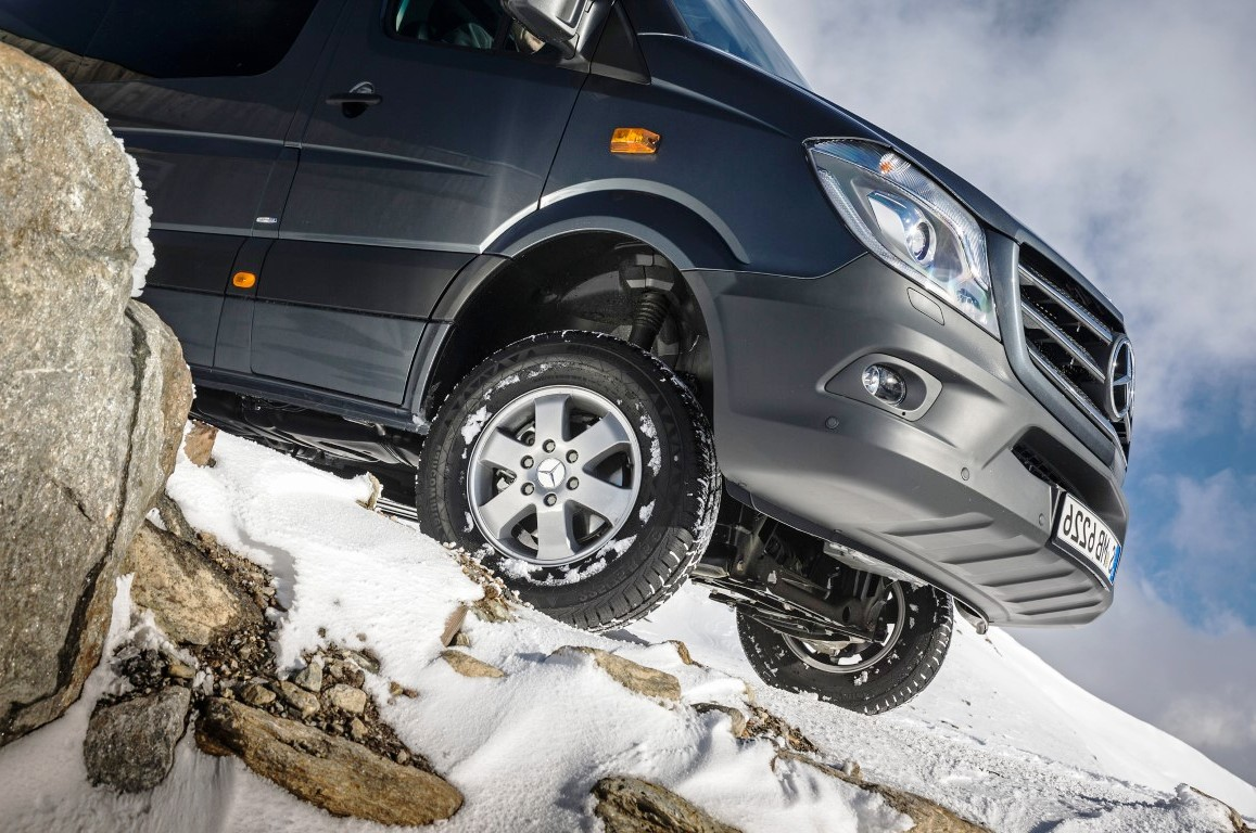 2020 Mercedes Sprinter 4X4 Reliability Reviews