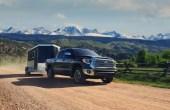 2020 Toyota Tundra 4x4 Towing Capacity