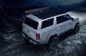 2020 Ford Bronco 4-Door Fact; is not Rumors Again
