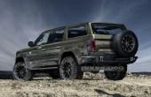 2020 Ford Bronco 4-Door Hybrid Engine