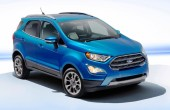 2020 Ford EcoSport Ground Clearance