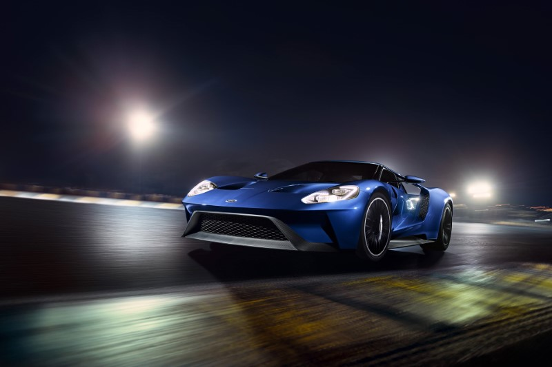 2020 Ford GT Specs