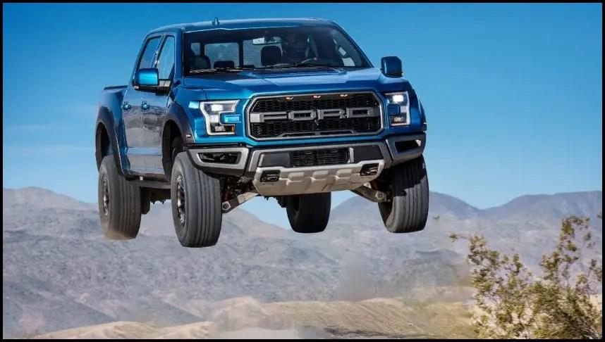 2020 Ford Raptor 7.0 Engine