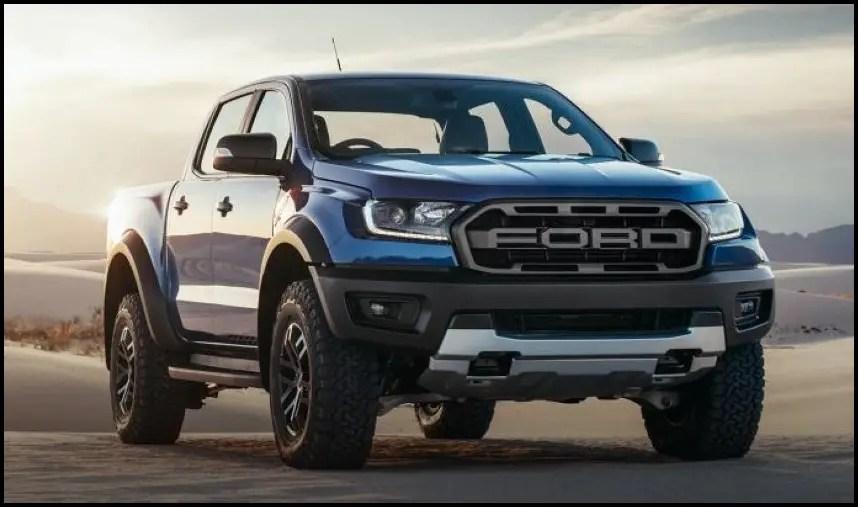 2020 Ford Raptor Specs