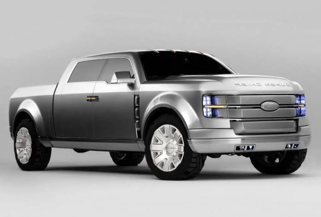 2020 Lincoln Pickup Truck Concept