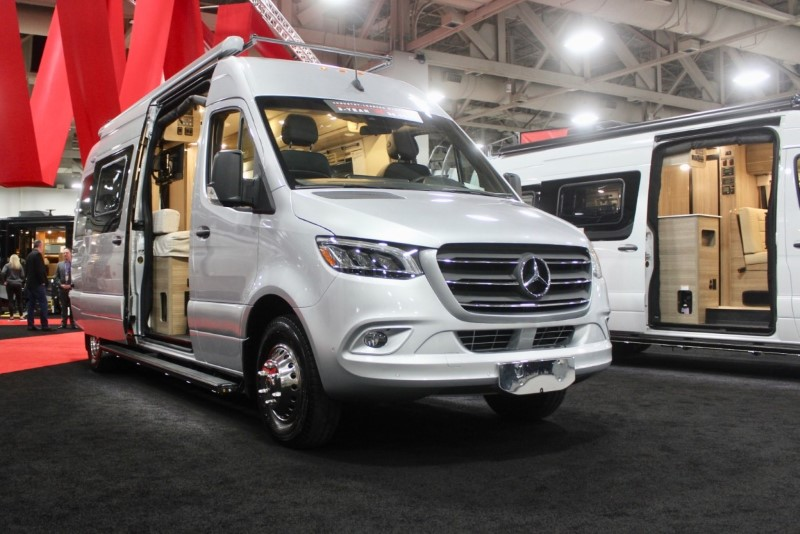 2020 Mercedes Sprinter RV Specs