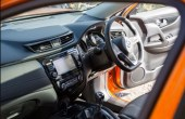 2020 Nissan X-Trail New Safety Feature & SAT NAV