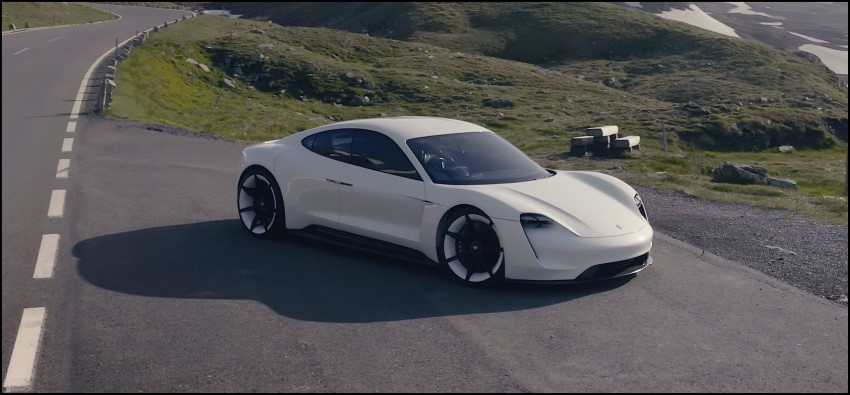 2020 Porsche Taycan How Much and When its Come