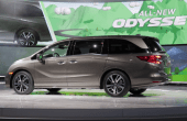 New Honda Odyssey Price in USA