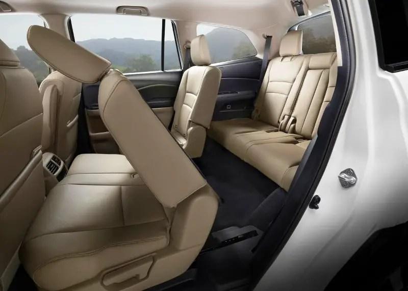 New Honda Pilot 2020 Passenger Capacity