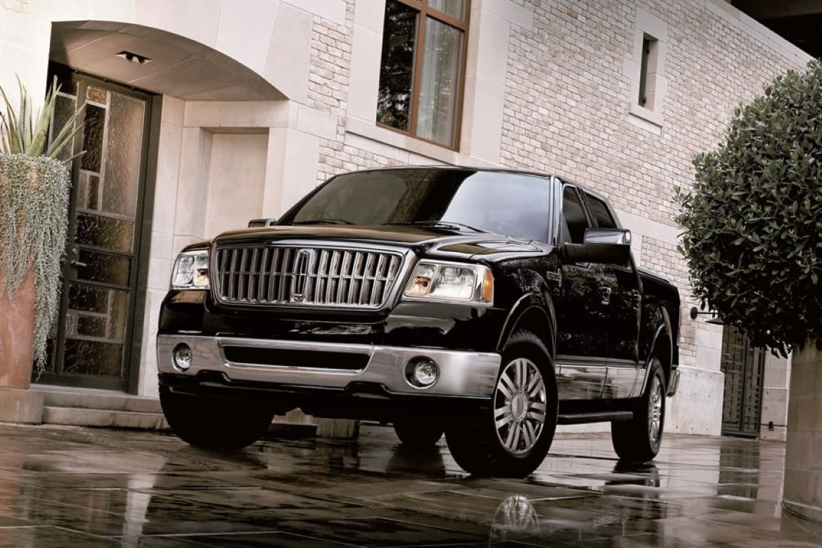 New Lincoln Pickup Truck Blackwood
