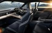Porsche Taycan Interior Images