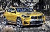 2020 BMW X2 Dimensions