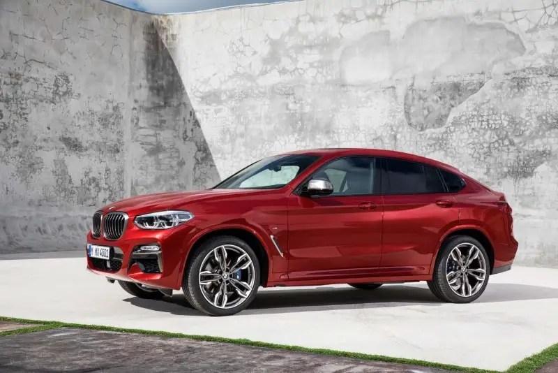 2020 BMW X6 Dimensions & Changes