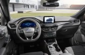 2020 Ford Kuga Hybrid Interior With New Ford Technology
