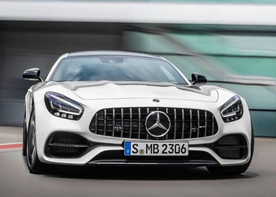 2020 Mercedes-Benz AMG GT Redesign & Changes