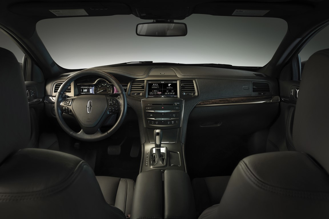 New Lincoln MKS Interior Redesign and Changes