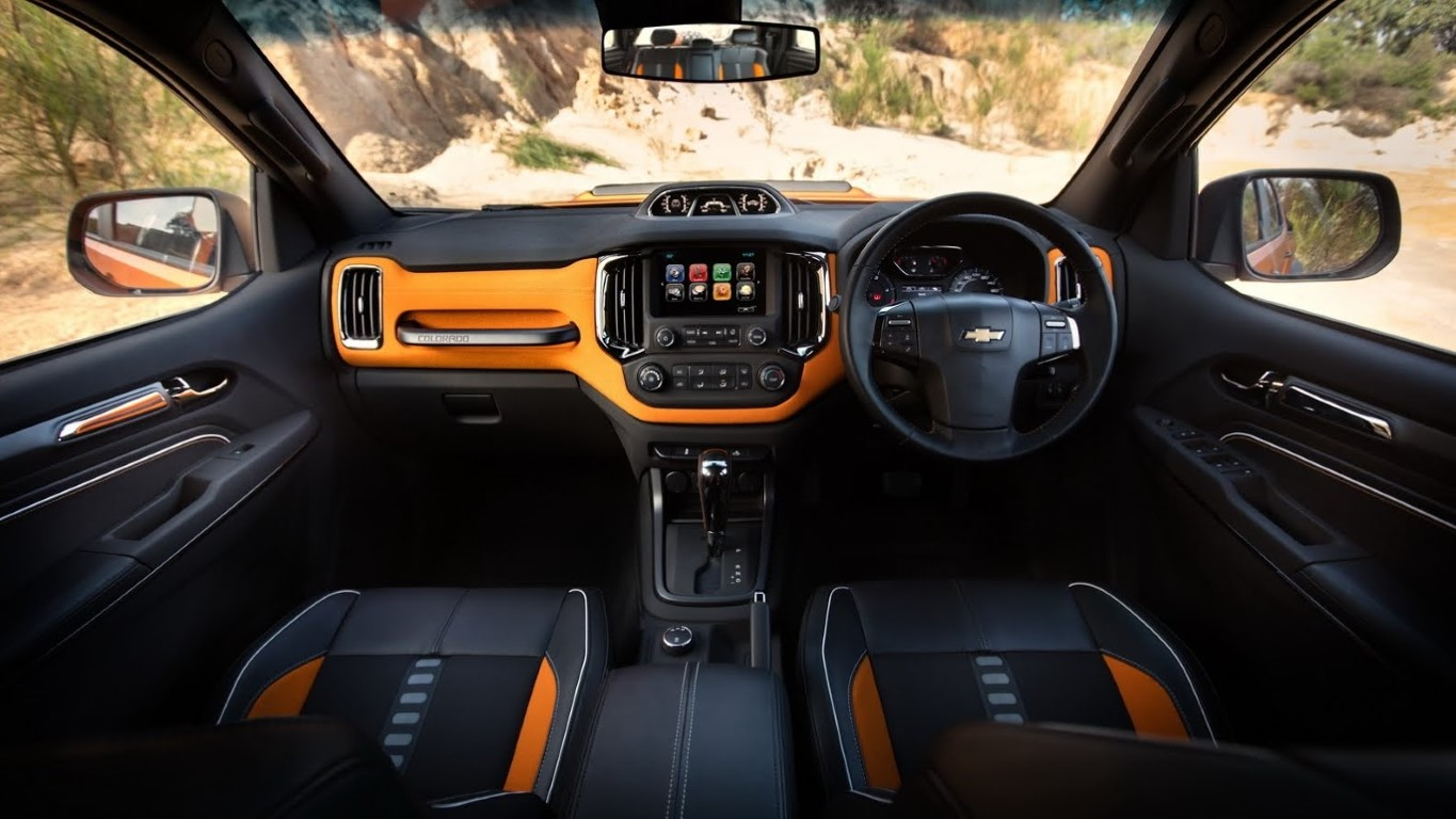 2020 Chevrolet Avalanche Redesign Interior