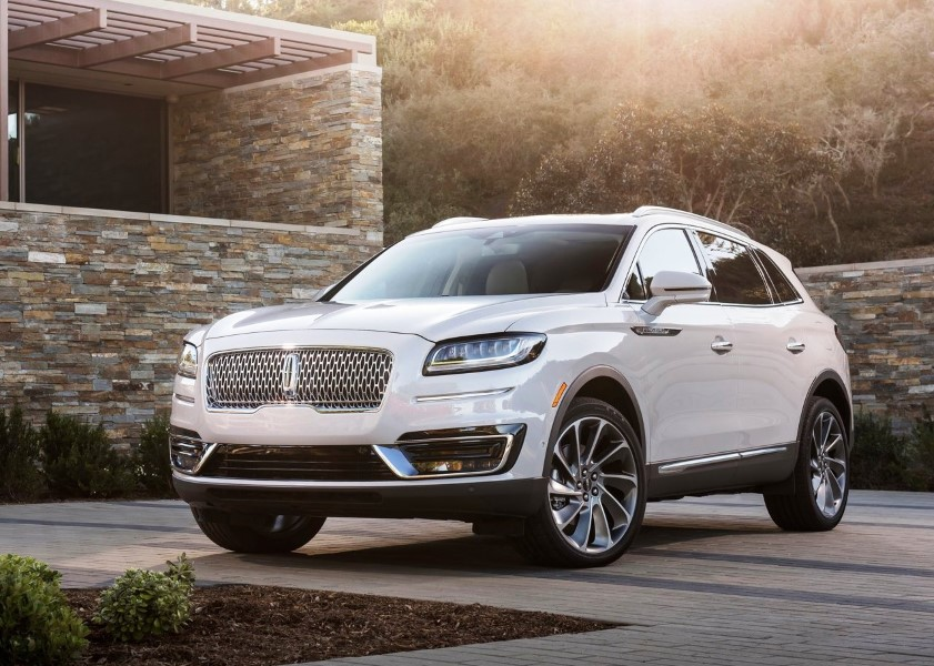 2020 Lincoln Nautilus Facelift and Changes