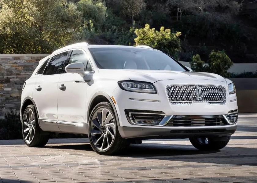 2020 Lincoln Nautilus MKX Successor