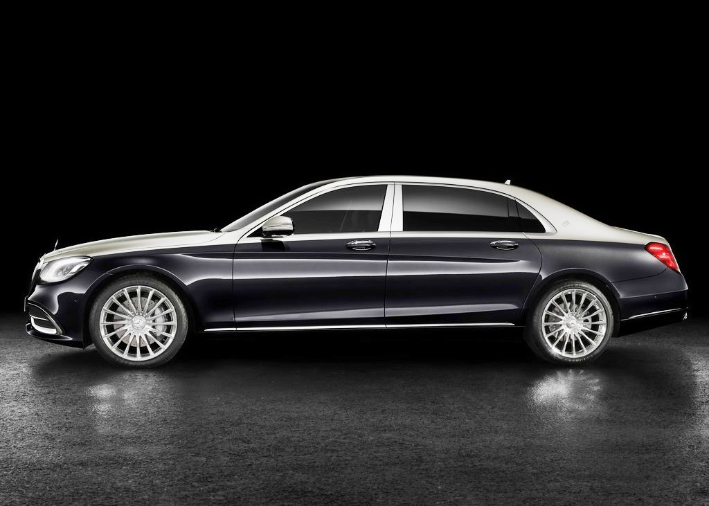 2020 Mercedes S-Class Maybach Dimensions