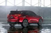 2021 Acura MDX Rear Angle Changes