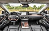 2021 Kia K900 Interior Dasboard