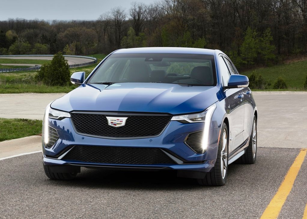 2020 Cadillac ATS-V Release AS CT4-V