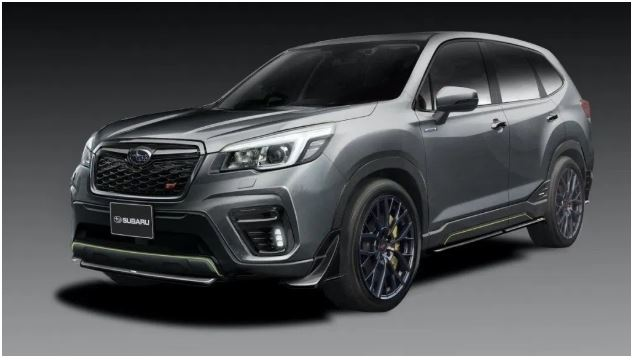 2021 Subaru Forester Render - Rumors