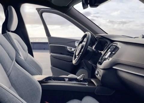 2021 Volvo XC90 Interior