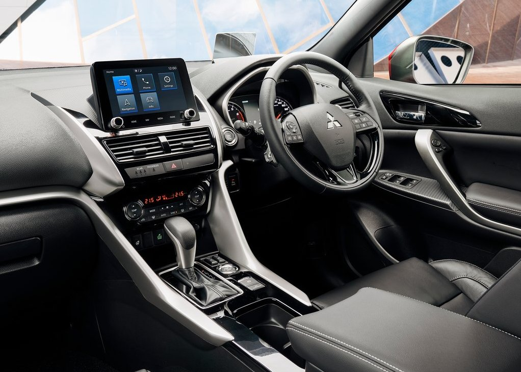 2022 Mitsubishi Eclipse Cross Interior