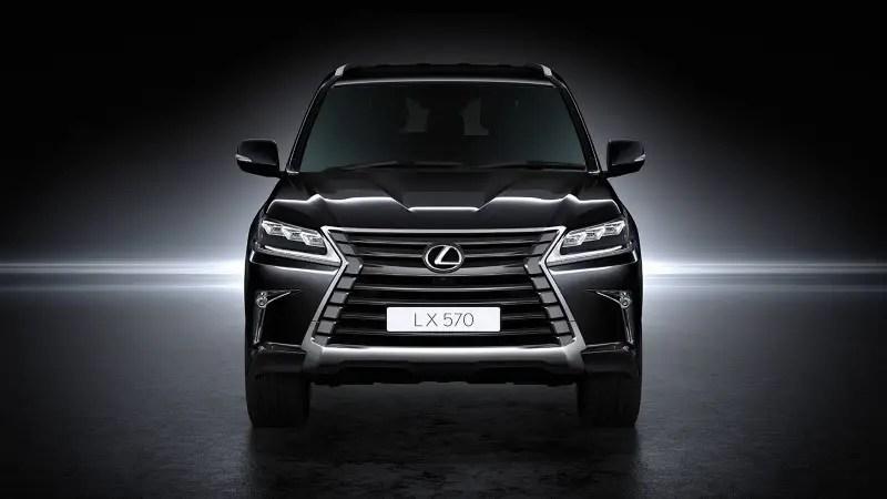 2021 Lexus LX 570 Redesign Exterior & Interior