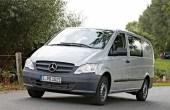 2021 Mercedes Vito Specs
