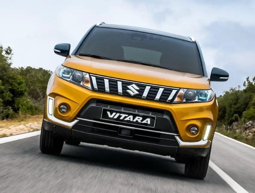 2021 Suzuki Vitara Price in USA & Canada