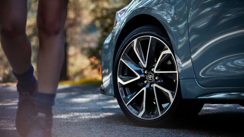 2021 Toyota Corolla New Wheel Design