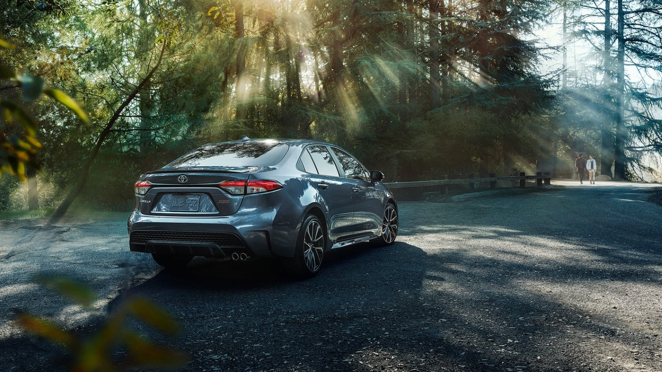 2021 Toyota Corolla XSE Review