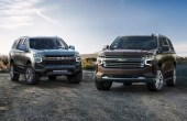 2021 Chevy Tahoe Configurations and Colors