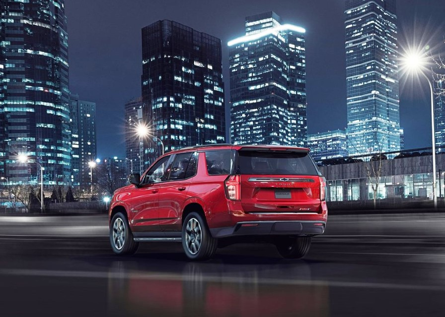 2021 Chevy Tahoe MSRP & Availability