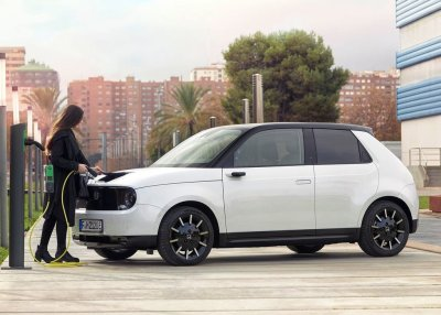 Read more about the article 2021 Honda E Review: New Japanese Urban Electric, CUTE!