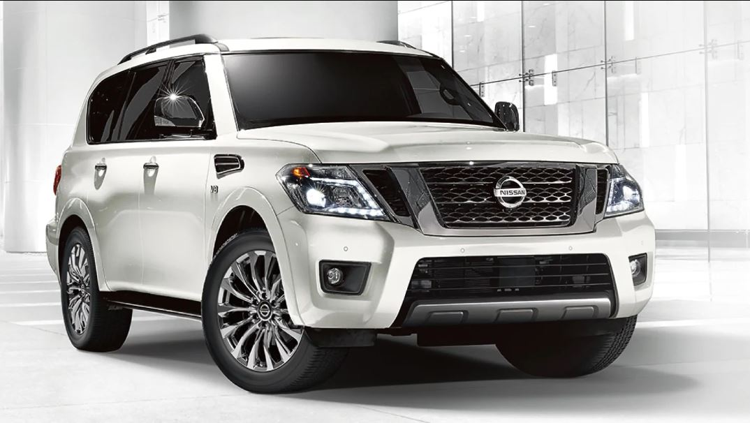 2021 Nissan Patrol V8 Engine Performance
