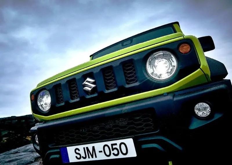 2021 Suzuki Jimny Price & Release Date